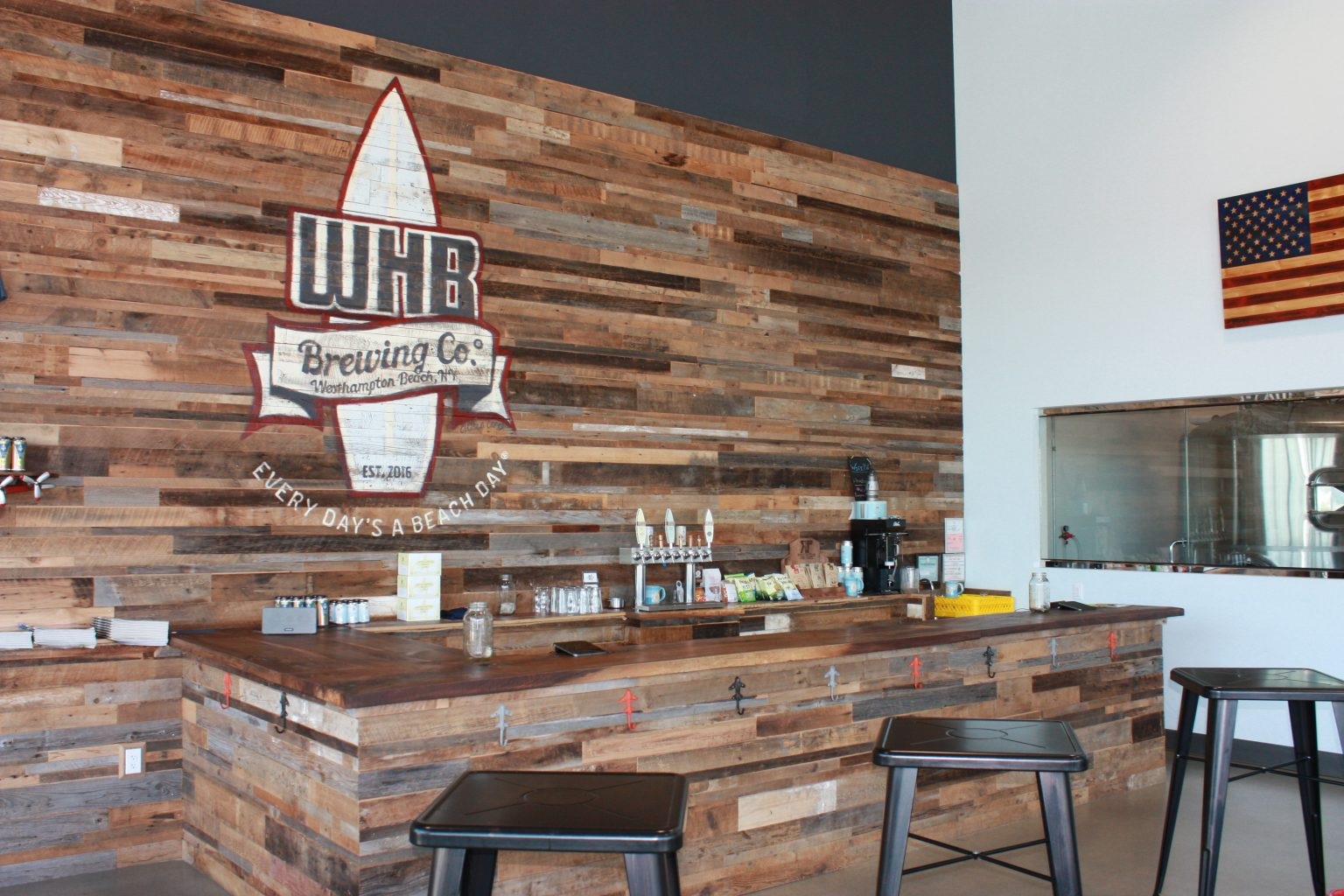 WHB Brewing co